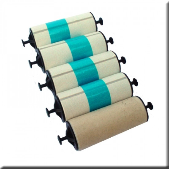 Adhesive Cleaning Rollers for Zebra printers 105912-003