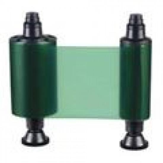 Evolis Green Monochrome Ribbon - 600 Image R2214