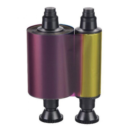 Evolis 5 Panel Colour Ribbon R3011