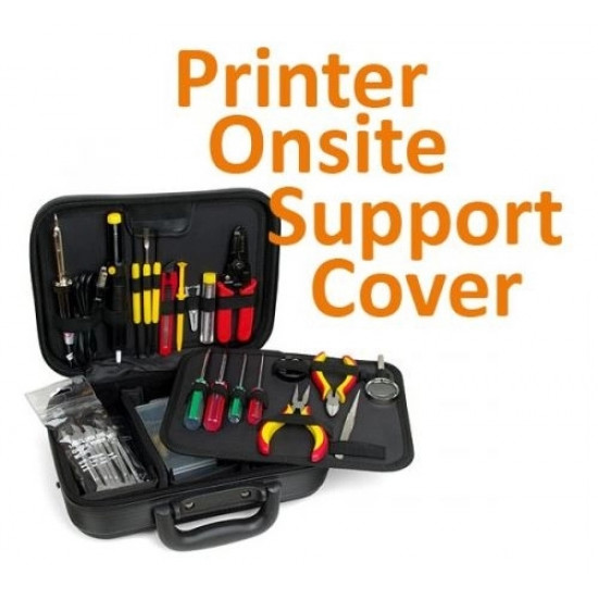 Onsite Support Cover - Datacard