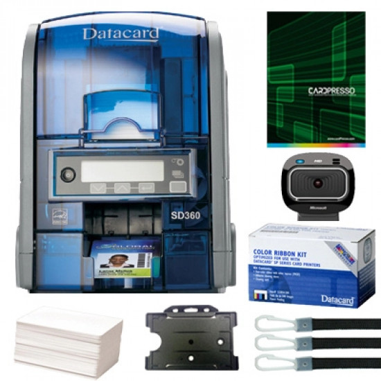 Datacard SD360 Double Sided ID System -  IDSYSTEM-002