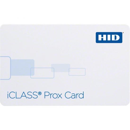 HID 202x iCLASS + Prox Card HID-202x