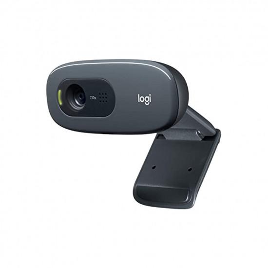Logitech (C270) HD Webcam