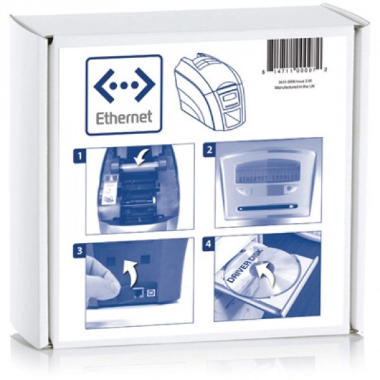 Magicard Enduro+ Ethernet Upgrade
