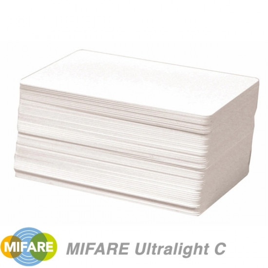 NXP MIFARE Ultralight C Cards - pack of 100