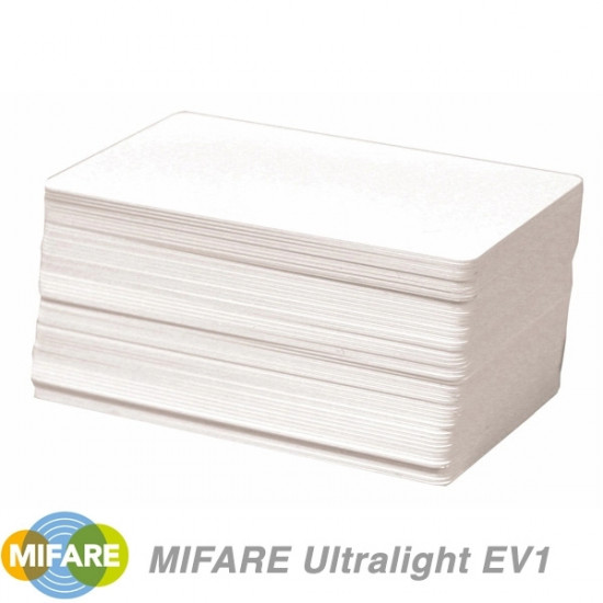 NXP MIFARE Ultralight EV1 Cards - pack of 100