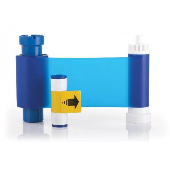 Magicard Monochrome Blue Ribbon - 1000 images MA1000K-Blue