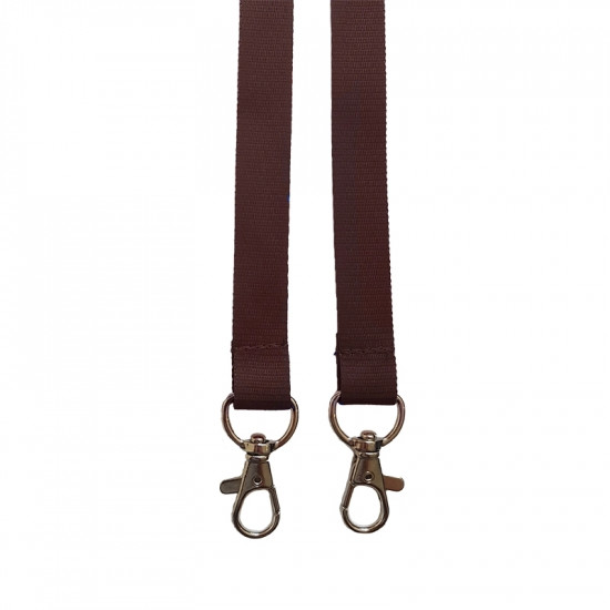 Open Ended Lanyards With Metal Trigger Clip- pack of 100