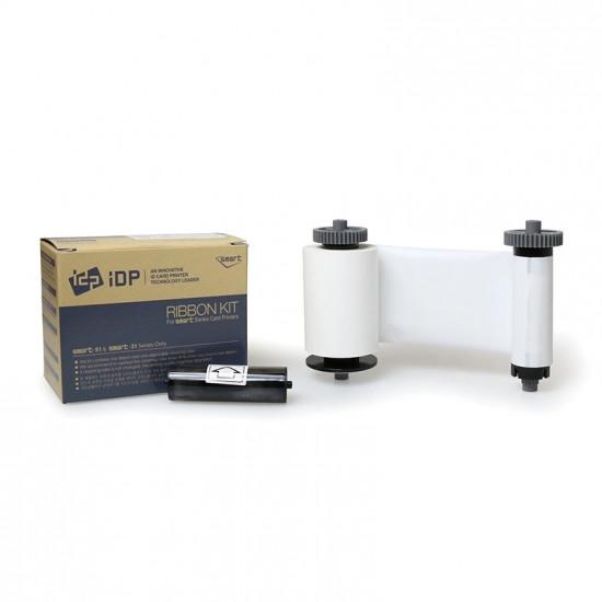 IDP Smart 31 & 51 659370 Monochrome White Ribbon - 1200 Image 659370