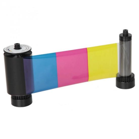 IDP Smart Half Panel YMCKO Colour Ribbon  - 350 Image 650640